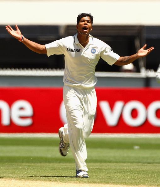 Australia v India - First Test: Day 3