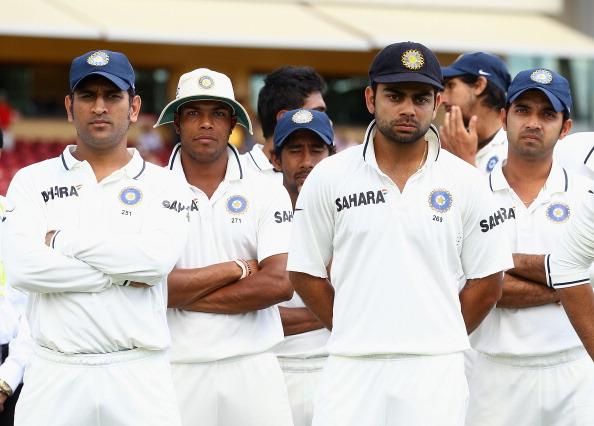 Australia v India - Fourth Test: Day 5