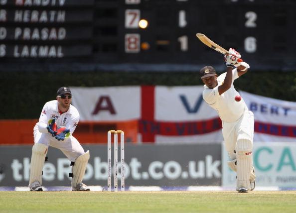 Sri Lanka v England: 2nd Test - Day One