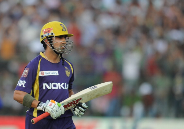 Will the Gautam Gambhir of old return? (Getty Images)