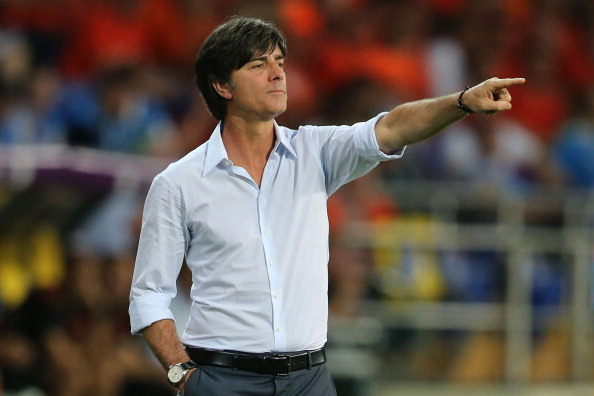 Joachim Loew has a huge pool of talent to chose from. (Getty Images)