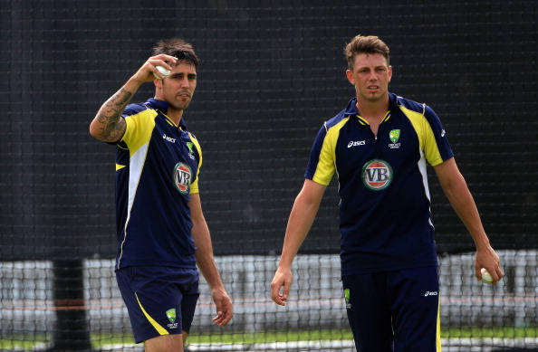 With the loss of Mitchell Johnson and James Pattinson, Australia's pace attack seems bleak.