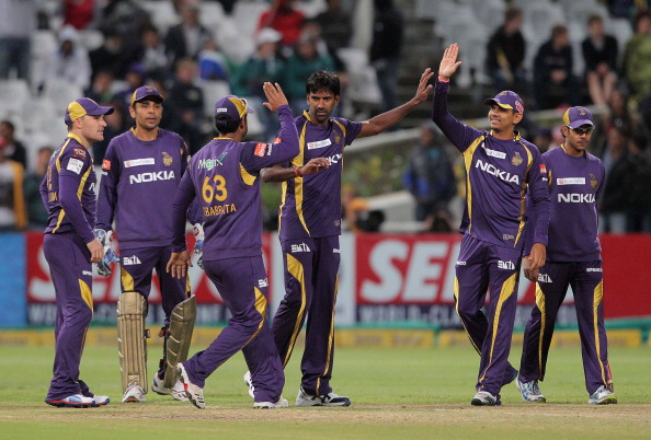 KKR have an extremply balanced theam and are odds on to tretain their title. (GEtty Images)