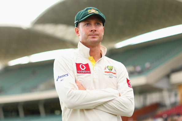 Australian captain Michael Clarke has a lot of thinking to do.