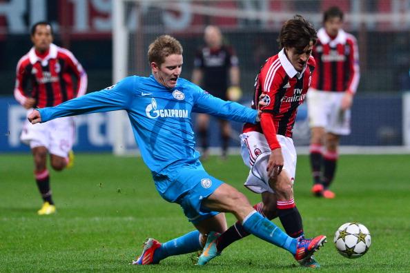 FBL-ITA-EUR-C1-AC MILAN-FC ZENITH
