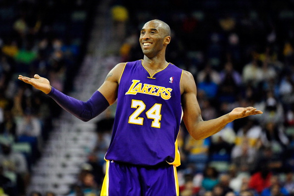 File Photo: Kobe Bryant #24 of the Los Angeles Lakers. (Getty Images)