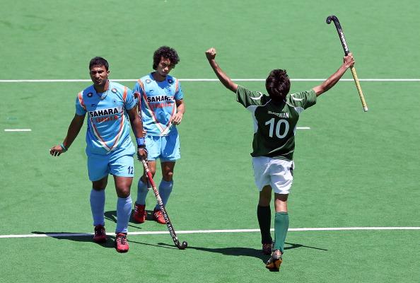 2012 Champions Trophy - Day 6 - India vs Pakistan