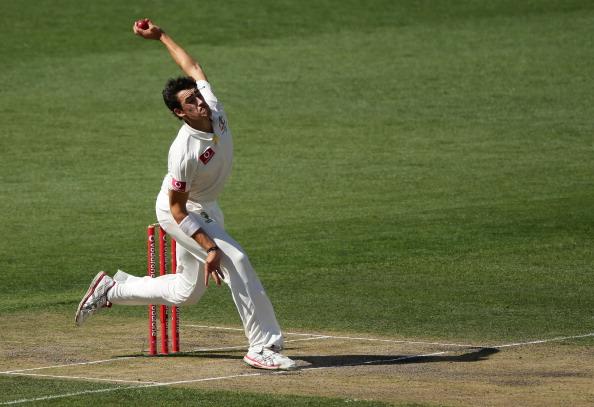 Australia v Sri Lanka - First Test: Day 3