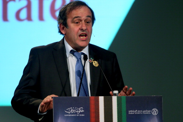 UAE-DUBAI-SPORTS-PLATINI
