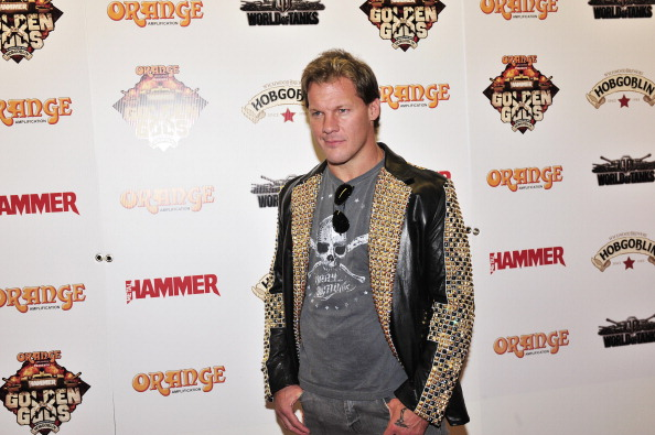 Metal Hammer Golden Gods Awards 2012 - Press Run