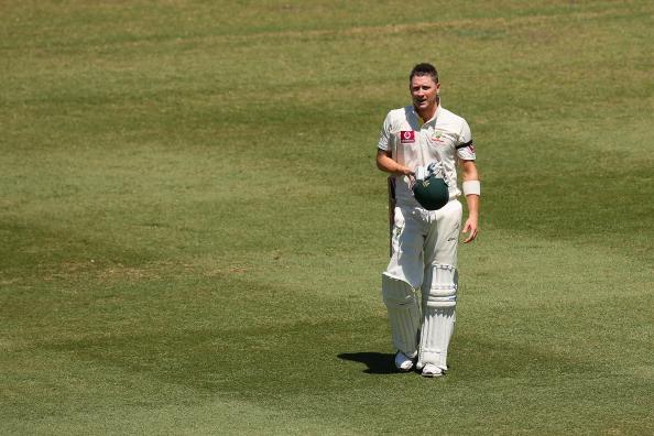 Australia v Sri Lanka - Third Test: Day 4