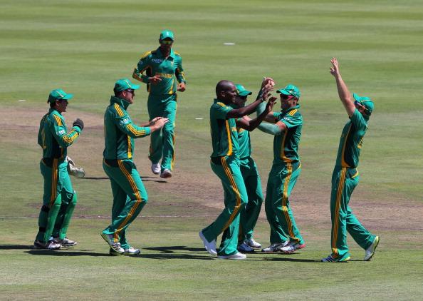 1st ODI: South Africa v New Zealand