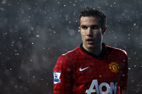 Robin van Persie is the reigning PFA Players's Player of the Year.