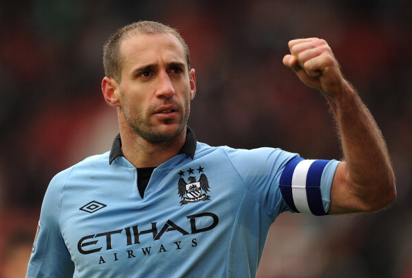 Maximum tackles: Zabaleta