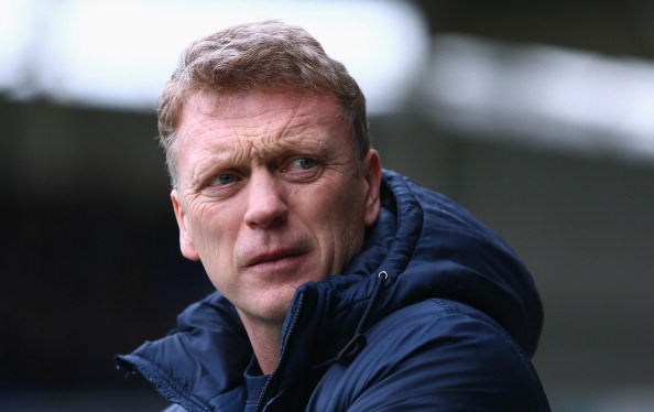 If David Moyes were to leave Everton, he wouldn't be short on offers.