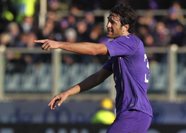 Telling  Jovetic where he should go: Luca Toni