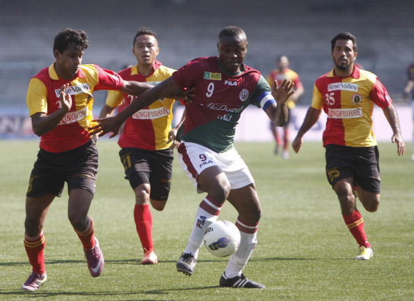 I-League Derby Match In Kolkata