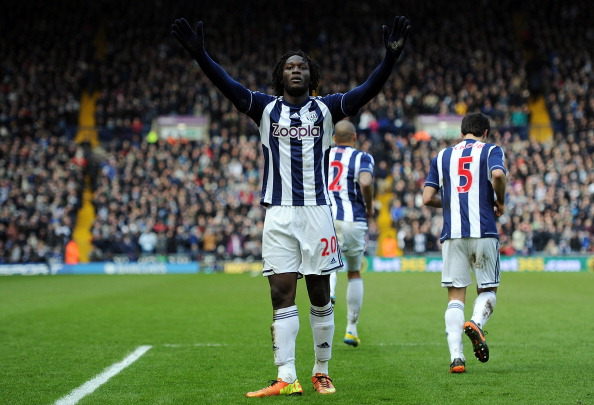 Lukaku has enjoyed his loan spell at WBA.