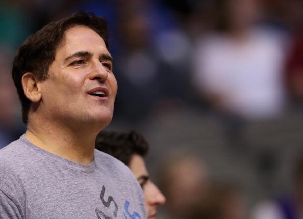 Mark Cuban, Owner of the Dallas Mavericks