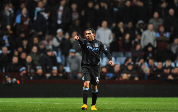 Controversy's child: Carlos Tevez