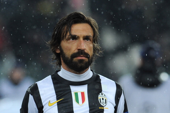 Pirlo is the best example of a deep-lying playmaker in modern football.