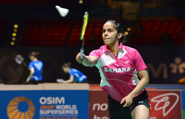 Saina Nehwal is now the World No. 2