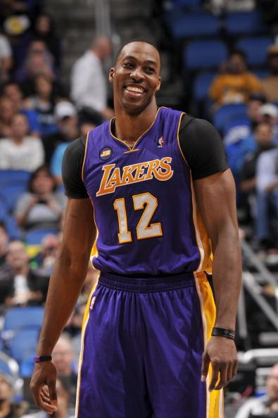 Los Angeles Lakers v Orlando Magic