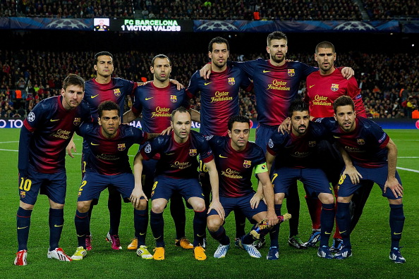 Barcelona v AC Milan - UEFA Champions League Round of 16