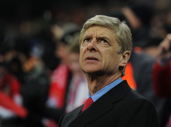 Wenger has some thinking and tinkering to do. (Getty Images)