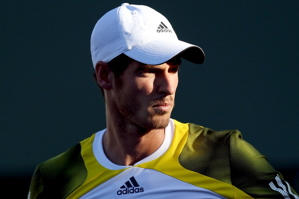 Murray has the easiest draw of the lot. (Getty Images)