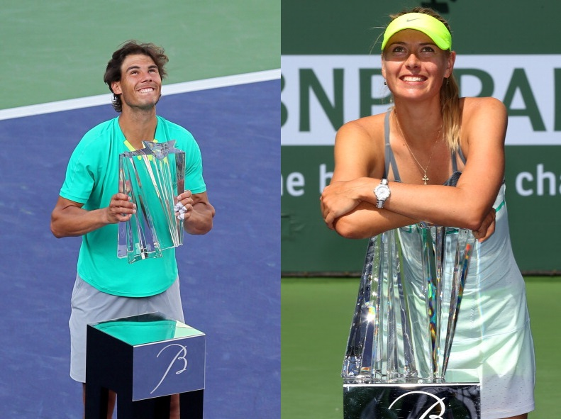 2013 BNP Paribas Open - Men's Final