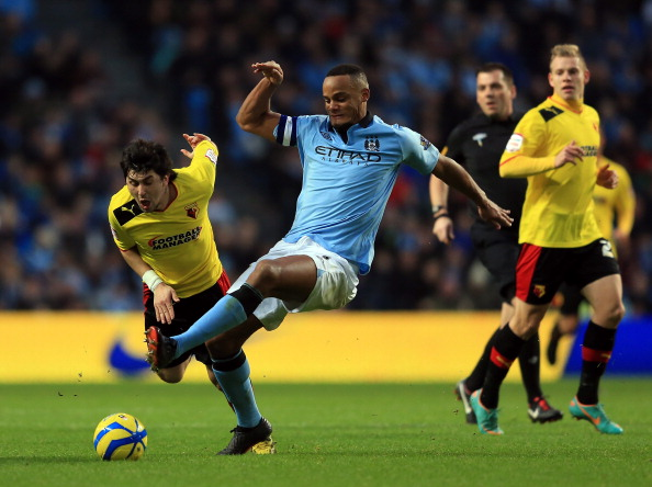 Manchester City v Watford - FA Cup Third Round