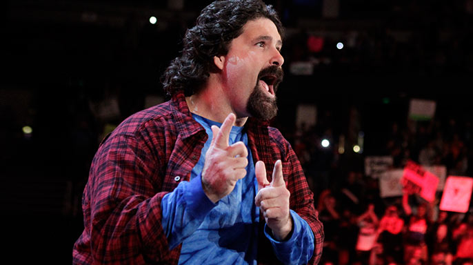 Mick Foley is the new General Manager of WWE Saturday Morning Slam