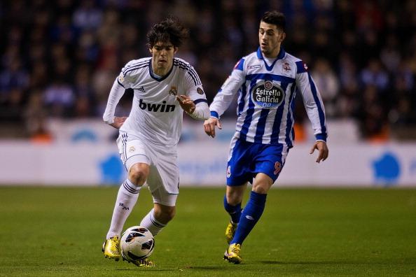 RC Deportivo La Coruna v Real Madrid CF - La Liga