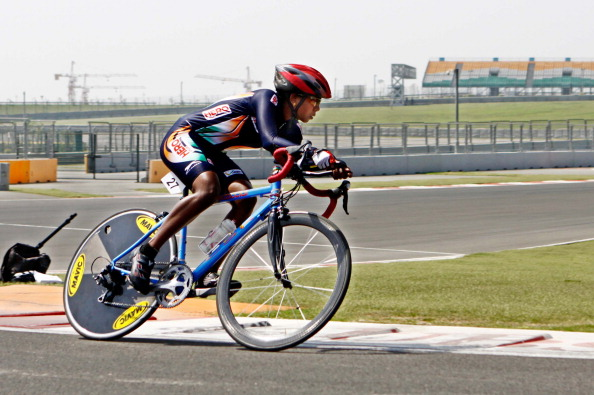 Asian Cycling Championship In India
