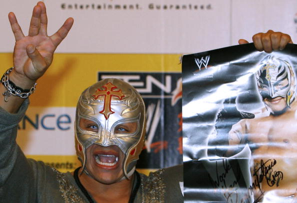 World Wrestling Entertainment (WWE) ente