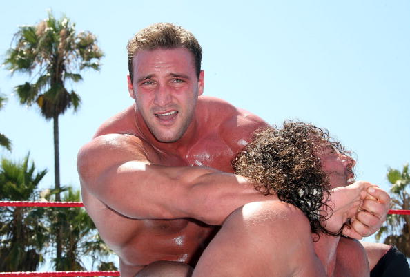 WWE Takes Over Venice Beach