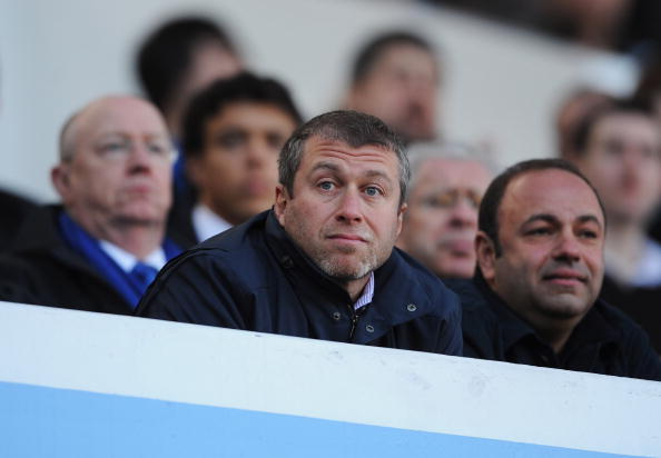 Chelsea owner Roman Abramovich may have to sign a few more cheques. (Getty Images)