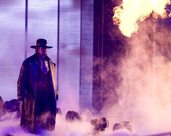 """WrestleMania 25"" - Inside"
