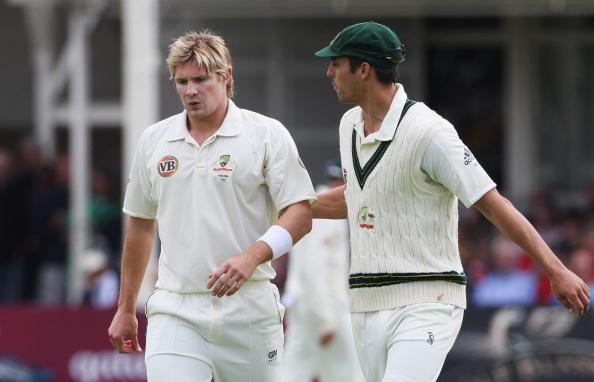 England v Australia - npower 3rd Ashes Test: Day Four