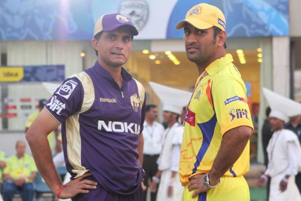 Deccan Chargers vs Kolkata Knight Riders - IPL