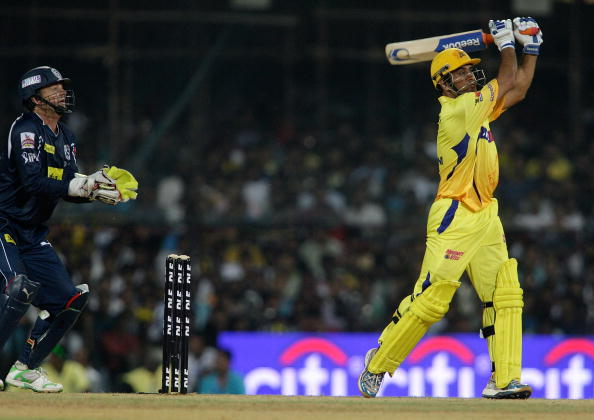 Chennai Super Kings v Deccan Chargers - IPL