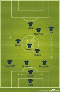 Herrera's Inter
