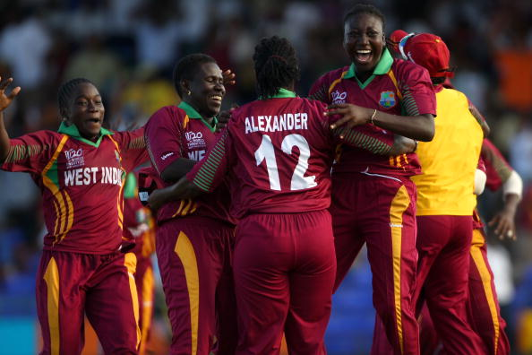England v West Indies - ICC Women's T20 World Cup