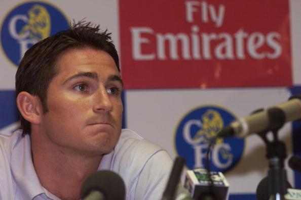 Frank Lampard X