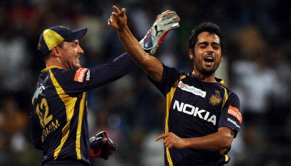 Kolkata Knight Riders cricketers Brendon