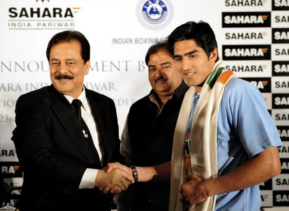Managing Worker and Chairman of Sahara I