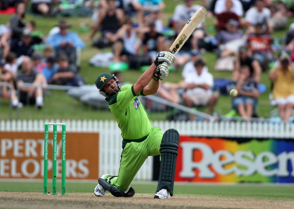 New Zealand v Pakistan - Game 5