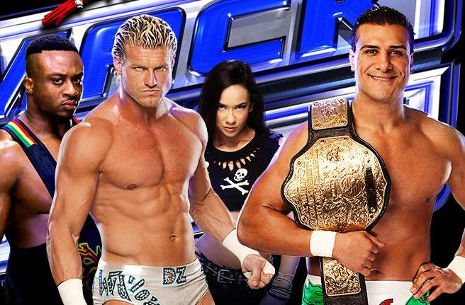 Alberto Del Rio emerged as the winner in his match against Dolph Ziggler