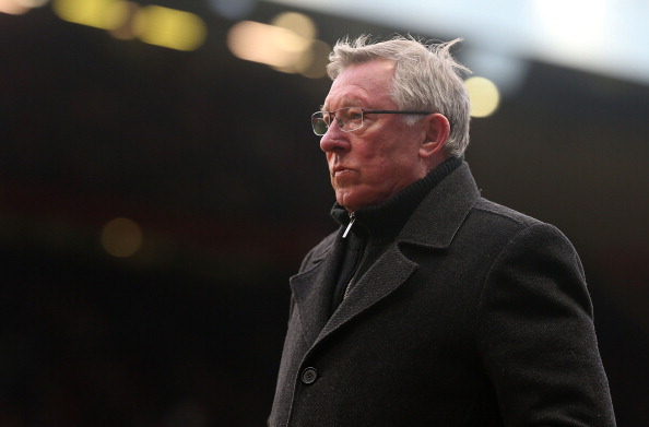 Is Alex Ferguson the reason his players choose club over country?